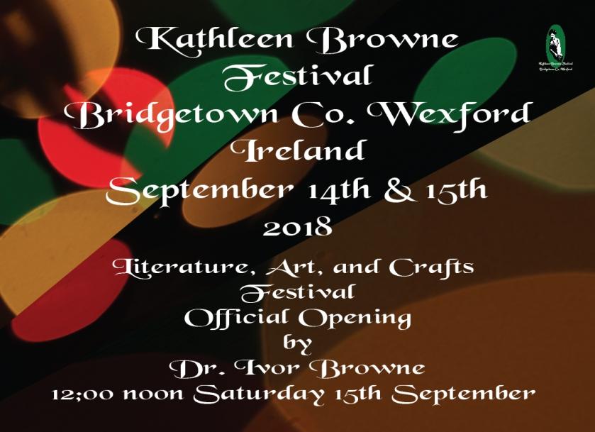 Kathleen Browne Poster