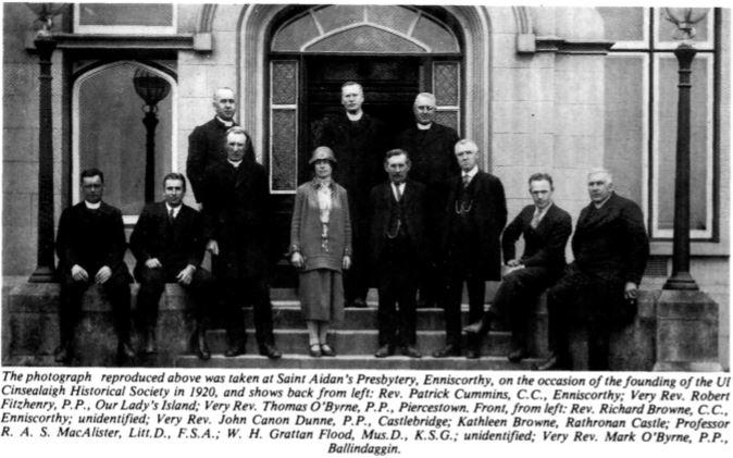 Ui Cinsealaigh Society 1920